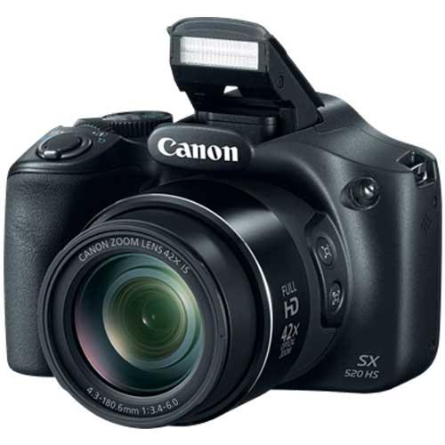 Canon SX520 HS Digital Camera