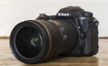 Nikon D500 DSLR Camera Review