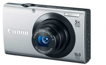 Canon PowerShot A3400 IS Digital Camera