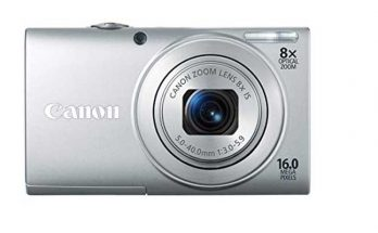 Canon PowerShot A4000IS Digital Camera