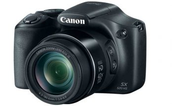 Canon PowerShot SX520 HS Digital Camera