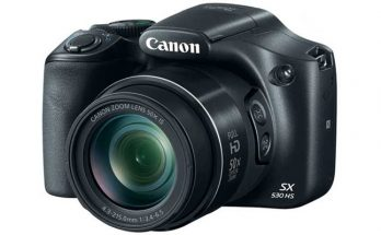 Canon PowerShot SX530 HS Semi DSLR Camera