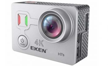 Eken H7S 4K Waterproof Wi-Fi Sports Action Camera