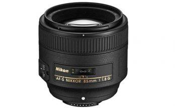 Nikon AF-S 85mm f/1.8G Camera Lens