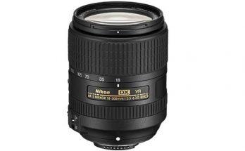 Nikon AF-S DX NIKKOR 18-300mm f/3.5-6.3G ED VR Camera Lens