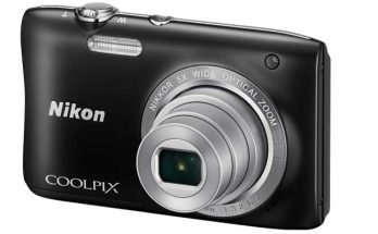 Nikon Coolpix S2900 Digital Camera