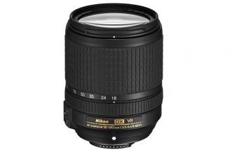 Nikon DX 18-140MM F3.5-5.6 ED VR Camera Lens