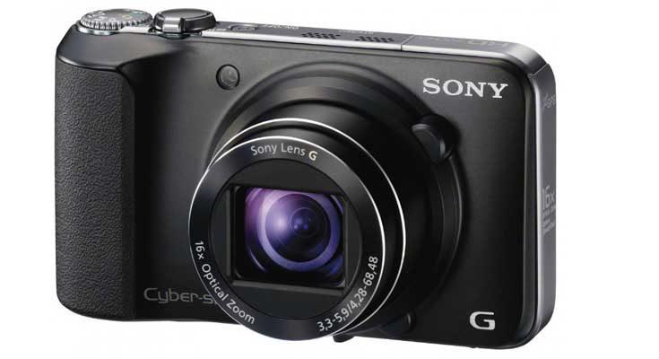 Sony Cyber-Shot DSC-HX10V Digital Camera