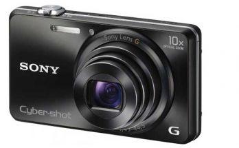 Sony Cyber-Shot DSC WX200 Digital Camera