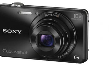 Sony DSCWX220 Digital Camera