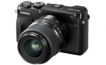 FUJIFILM GFX 50R Mirrorless Camera