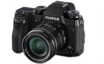 FUJIFILM X-H1 Digital Camera