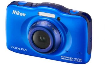 Nikon COOLPIX S32 Digital Camera