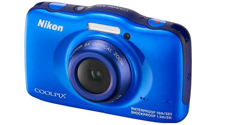 Nikon COOLPIX S32 Digital Camera