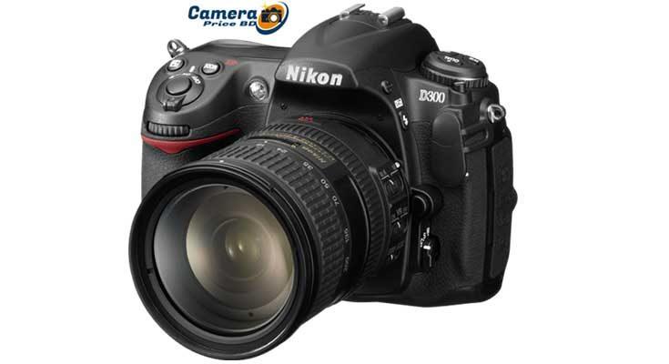 Nikon D300 DSLR Camera