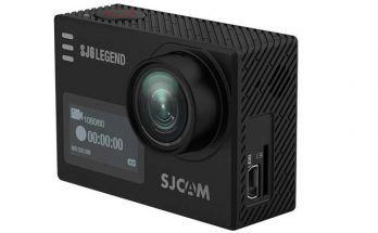 SJ6 Legend Action Camera Black