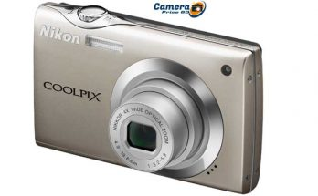 Nikon COOLPIX S4000 Digital Camera