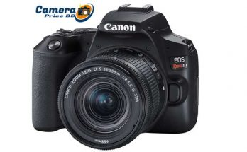 Canon EOS Rebel SL3 DSLR Camera