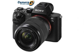 Sony Alpha A7 II Mirrorless Camera