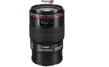 Canon EF 100mm f/2.8L IS USM Prime Lens