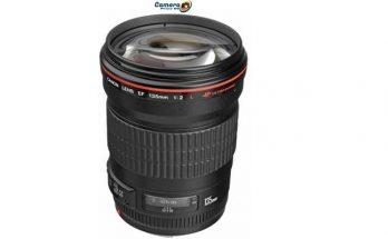 Canon EF 135mm f 2L USM Prime Lens