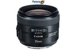 Canon EF 35mm f 2 IS USM Prime Lens