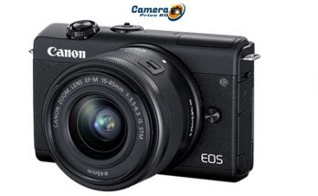 Canon EOS M200 Mirrorless Camera
