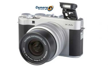 Fujifilm X-A5 Mirrorless Camera