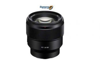 Sony E 85mm f/1.8 OSS Lens